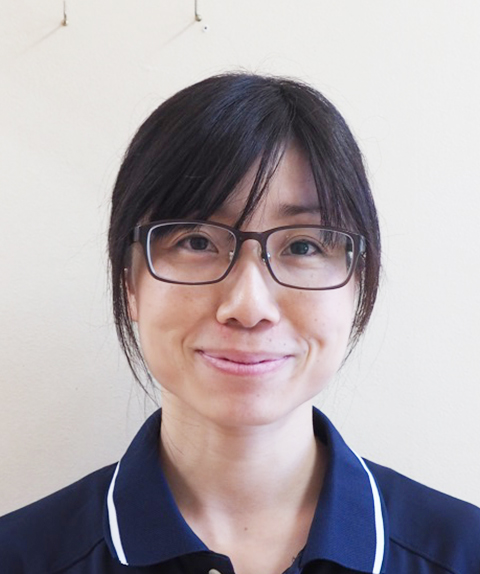 永尾裕子(介護福祉士)