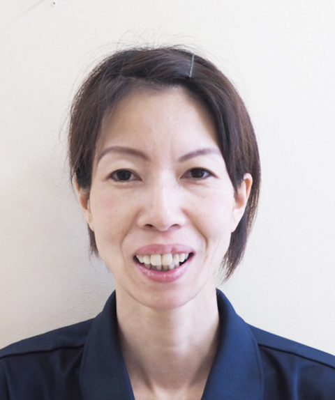 山本敬子(介護福祉士)